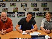 Filip Nguyen je gólmanem Slovanu Liberec