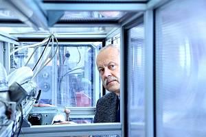 profesor Jaroslav Beran.