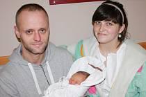 Mamince Kateřině Černé z Liberce se dne 29. prosince v liberecké porodnici narodil syn Jan Pekař. Měřil 49 cm a vážil 2,87 kg.