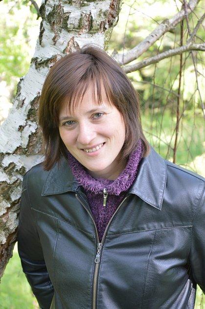 Sandra Dražilová Zlámalová.
