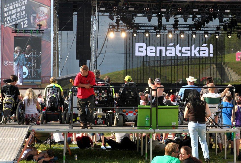 FESTIVAL BENÁTSKÁ 2016 ve Vesci.