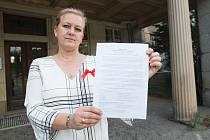 Zdeňka Černá, Charitní ošetřovatelská a pečovatelská služba Liberec.