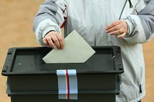 Volby na Liberecku. Ilustrační foto