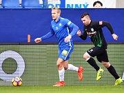 FC SLovan Liberec – I.FK Příbram.