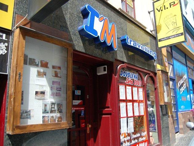 Cestovní kancelář  I'M travelling V Libereci.