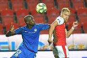 SK Slavia Praha - FC Slovan Liberec (5.kolo) 1:0