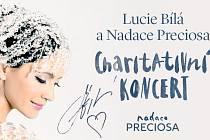 Koncert Lucie Bílé a Nadace Preciosa