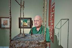 HELMUT KLEWAN je sběratel a galerista. Výstava uměleckých děl nazvaná Giacometti – Picasso – Chirico probíhá v OGL.