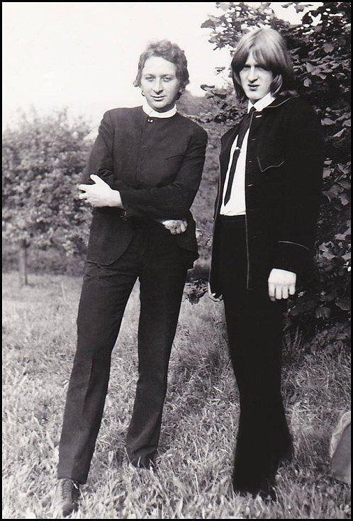 Jürgen Kawan a Míra Němec, The Kings.
