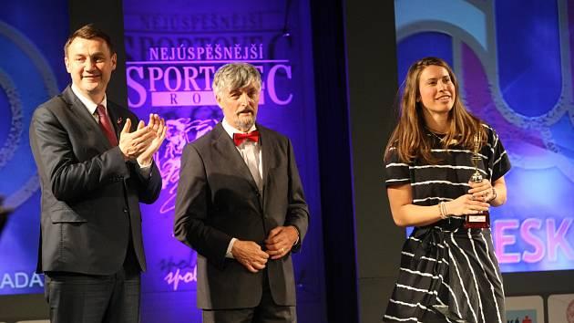 Vyhlášení nejúspěšnějšího sportovce na Liberecku
