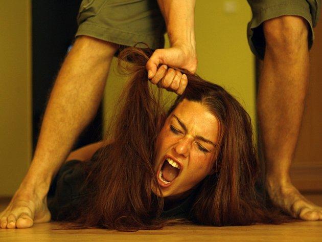 Domácí násilí. Ilustrační foto