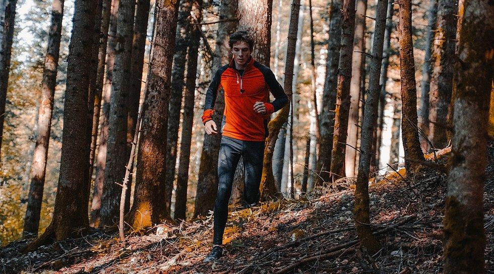 Běžecký závod Sedm pohoří.