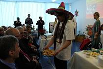 Na Střední odborné škole v Jablonecké ulici v Liberci se uskutečnil Den mexické kuchyně.