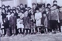 Z výstavy Genocida Romů.