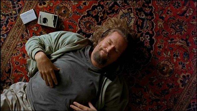 Jeff Bridges Jako Big Lebowski