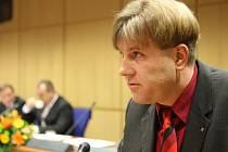 Krajský zastupitel za ČSSD a náměstek hejtmana Martin Sepp.