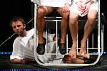 LSDown. Novinka LSDown je pátá hra Divadla F. X. Kalby.
