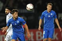 FC SLovan Liberec PAOK FC 1:1 Hovorka David Athanasiadis Stefanos.