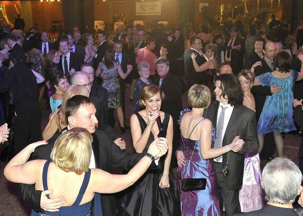 8. hejtmanský ples