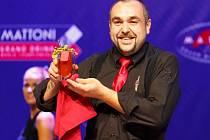 Nejlepší barman světa Achim Šipl pochází z Bílého Potoka
