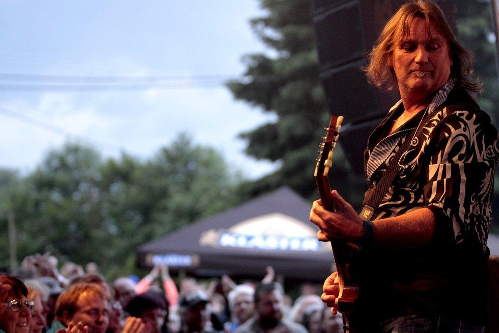 SMOKIE zahájili Sedmihorské léto. Je to letos jejich jediný český koncert.