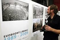 Výstava fotografií v Novém magistrátu Svobodný Liberec ukazuje, jak se za uplynulých dvacet let změnila některá místa Liberce.