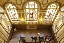 Prostory liberecké radnice. Ilustrační snímek.