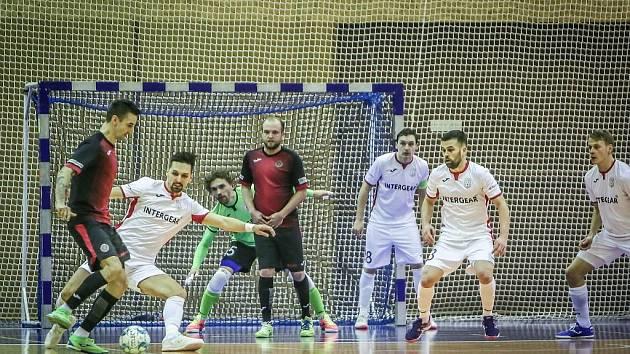 Futsalisté Liberce prohráli v Chrudimi 2:8.
