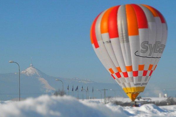 Balónové Ještědění.