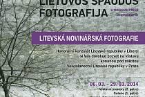 Litevští fotoreportéři vystavují v knihovně