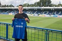 Ľubomír Tupta, posila FC Slovan Liberec.
