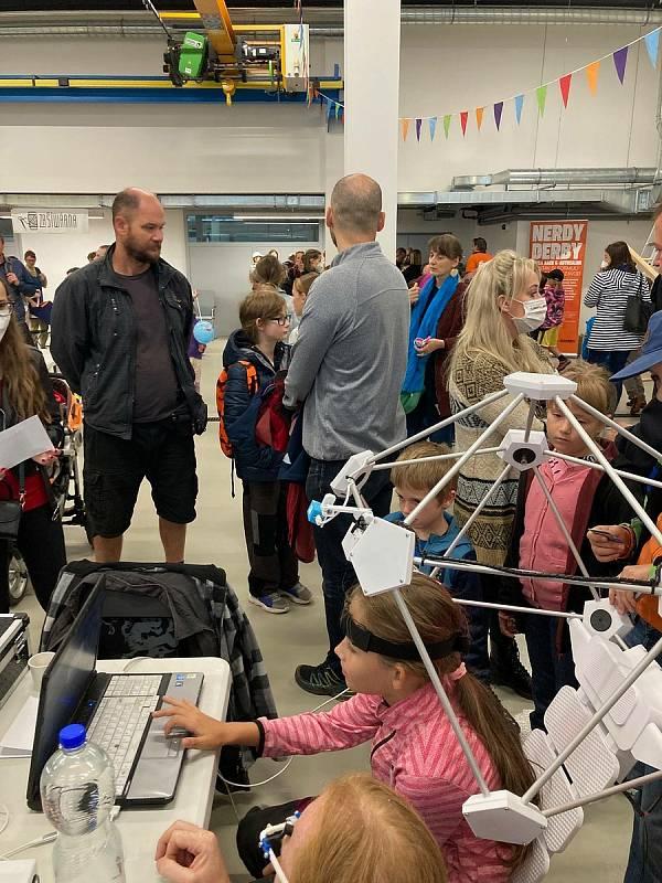 Světový festival kutilů, inovátorů a vynálezců poprvé dorazil do Liberce.