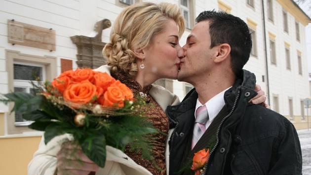Svatba. Ilustrační foto