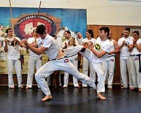 Liberecká capoeira opět bodovala.