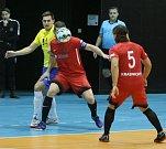 Liberecký Zlej sen porazil Ostravu ve futsal VARTA lize 10:5.