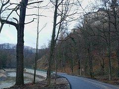 Silnice na Frýdlant