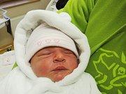 ROZÁLIE SVOBODOVÁ  Narodila se 1. ledna v liberecké porodnici mamince Andree Svobodové z Bedřichova.  Vážila 3,72 kg a měřila 52 cm.