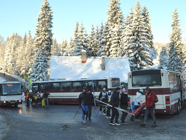 Autobus do Bedřichova