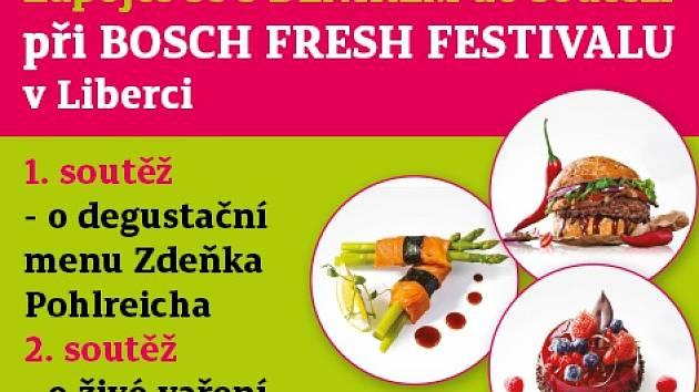 Bosch Fresh festival 2017 v Liberci