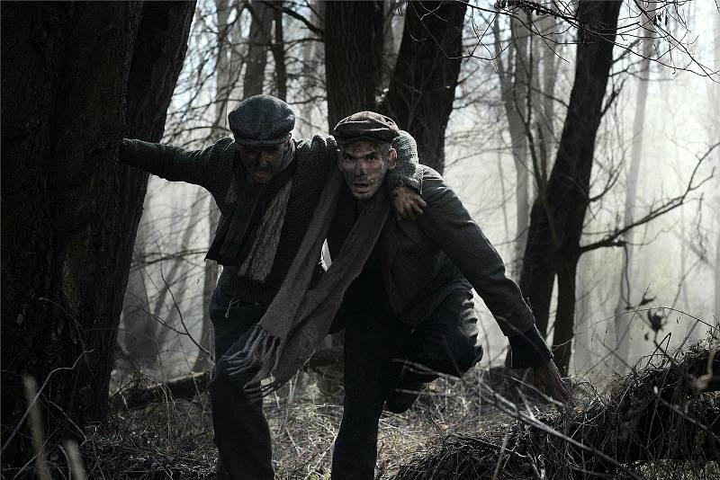 Celovečerní film Zpráva režiséra Petra Bebjaka.