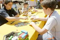 V DDM VĚTRNÍK si většina dětí z nabídky zájmových koružků vybere.