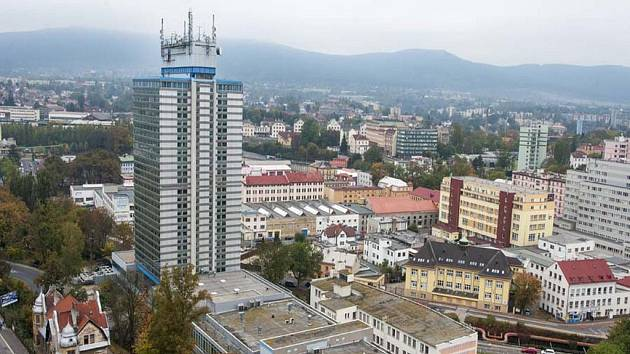 Krajský úřad Libereckého kraje. Ilustrační fotografie.