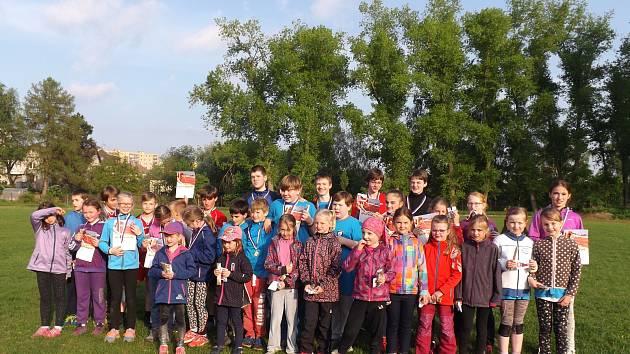 Sport pro všechny pořádal další sportovní akci pro 37 dětí.