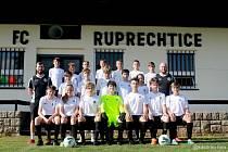 Fotbalový pohár pro žáky Ruprechtic.
