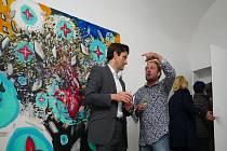 V městské galerii se koná další výstava Pjena v Liberci.