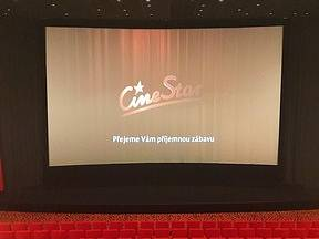 Cinestar Liberec. Ilustrační foto.
