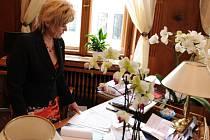 MARTINA ROSENBERGOVÁ opustila primátorskou kancelář před týdnem. Strávila v ní více jak tři roky. Křeslo předala Tiborovi Batthyánymu. Vydrží v něm celé čtyři roky?