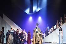 Na liberecké jeviště se vrací Verdiho Aida.
