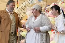 Smetanova Hubička, jejíž libreto vzniklo na námět povídky Karolíny Světlé, bylo podle pěvce Luďka Veleho symbolickým poděkováním zdejším lidem.