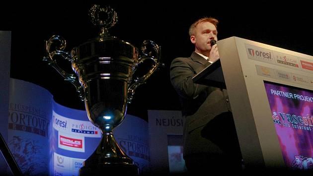 Krajské finále ankety Nejúspěšnější sportovec roku 2010.